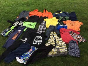 Boys large or size 14 clothes