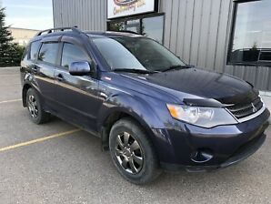 CERTIFIED 2008 Mitsubishi Outlander leather