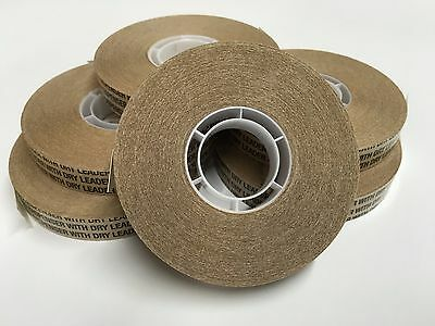 "6 ROLLS Acid Free ATG Tape (1/2"" x 36yd) Fits 3M Scotch 700 Gun/Compares to 908"
