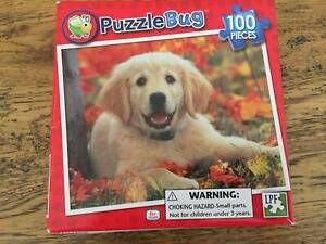 Dog puzzle 100 pieces