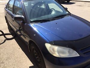 2004 Honda Civic.