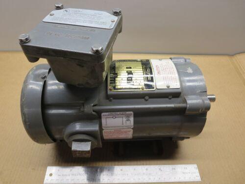 Baldor Electric CDPX3410 Hazardous Location DC Motor (1/4 HP, 90 VDC, 1750 RPM)