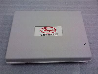 Dwyer Series 100av 100.5 Portable Manometer Air Velocity Kit