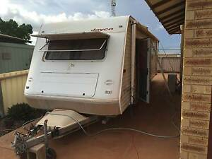 2004 Jayco - Fully Renovated and upgraded. Port Hedland Port Hedland Area Preview