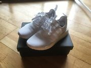Adidas NMD r1 triple white (US 8) Wattle Park Burnside Area Preview