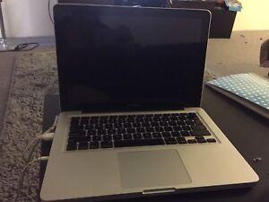 Wanted: Mac book pro 13.3 2011 8 GB RAM 320 GB HD