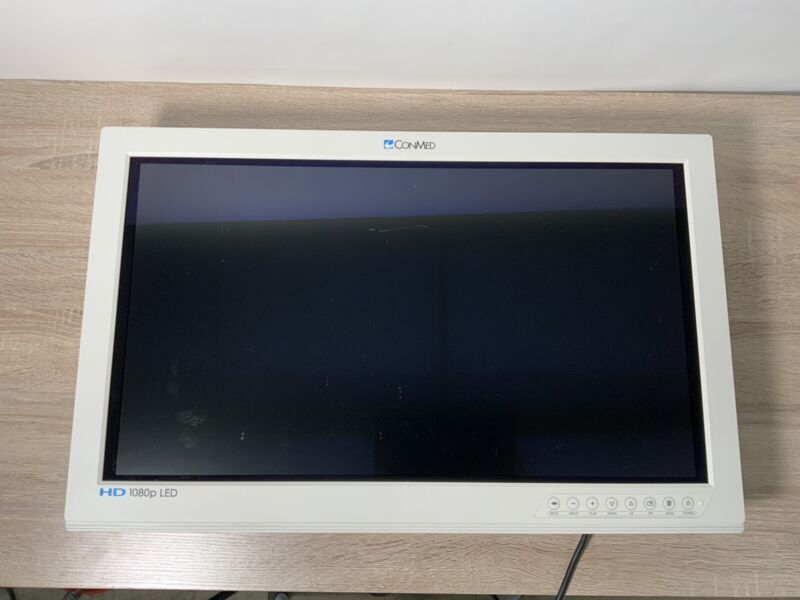 Conmed HD 1080p LED Monitor REF VP 4826