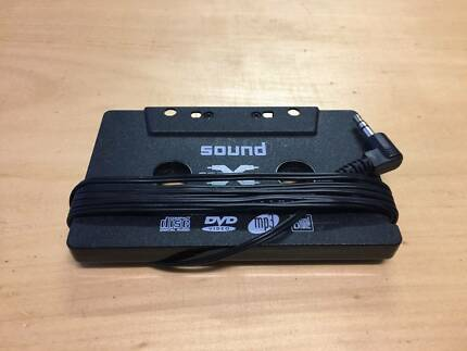 Cassette to AUX Adapter