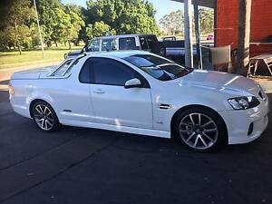 2011 Holden SS VE  Ute Series II V8 MANUAL VERY LOW KMS Fast Sale Greystanes Parramatta Area Preview
