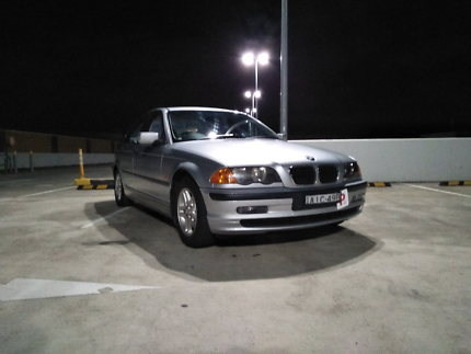 2000 BMW 318i Automatic for sale in Parramatta area