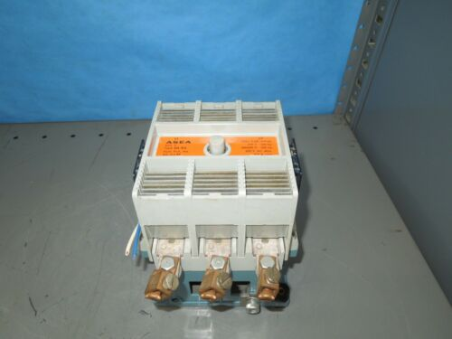 Asea EG 315 Size 5 Contactor 100-200HP 270A 600V Used