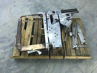 Tg Systems Gts 2181 Weld Gun Robot Welder Resistance Welding Robotic Spot Wld