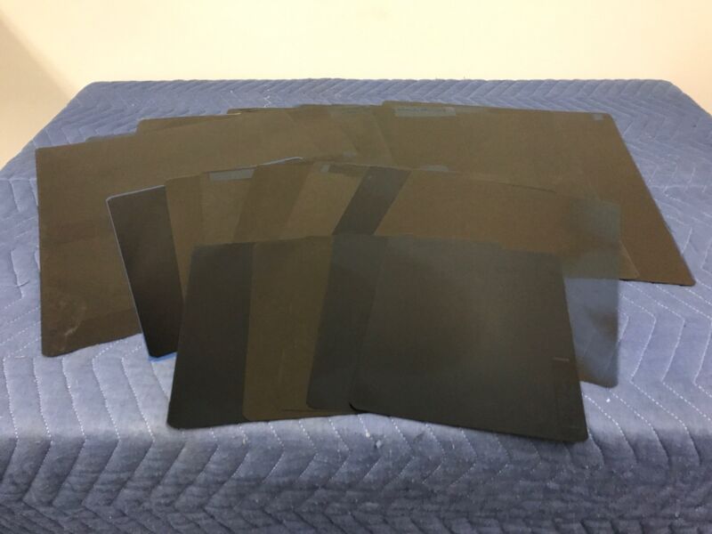 Exposed Scrap X-Ray Film - 5 POUNDS