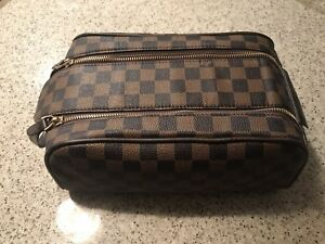 LV makeup/toiletry bag