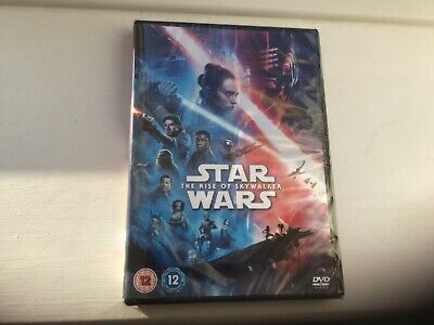 Star Wars The Rise Of Skywalker DVD NEW SEALED