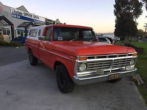 1975 Ford F100 Ute Lilydale Yarra Ranges Preview