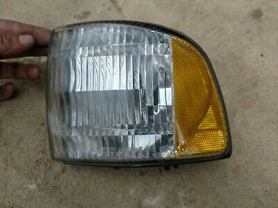 2nd Gen Dodge Ram 1994-2002 LH Driver Side Corner Turn Signal Lens Housing