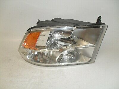2009 - 2012 Dodge Ram 1500 2500 3500 Passenger Right Halogen Headlight OEM 0105