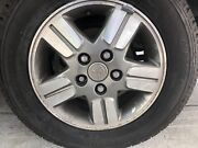 """Toyota hilux 15"""" 2wd factory alloy wheels with brand new tyres Parkwood Gold Coast City Preview"""