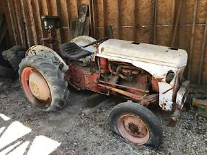 Project Tractor and Cars