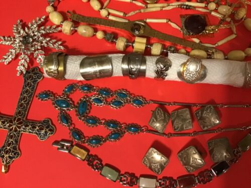 Wholesale Sterling   Silver   Mix  Lot.
