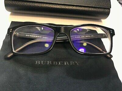 Brand new Burberry b2222 black glasses frame