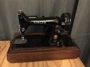 Vintage 1921 Singer sewing machine Kingsville Maribyrnong Area Preview