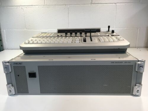 Sony DFS-700 DME Production Switcher with Controller