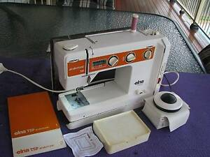 ELNA Air Electronic TSP Sewing Machine VG Cond. Serviced & Tested Kotara Newcastle Area Preview