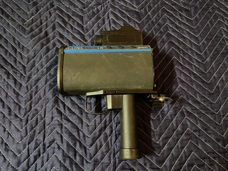 LTI Ultralyte LR 20/20 Lidar Unit Used Functional