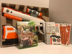 Cabela's Big Game Hunter with Rifle Controller, Xbox 360