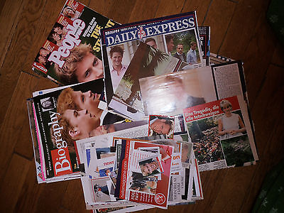 Prince William And Prince Harry 100 Clippings