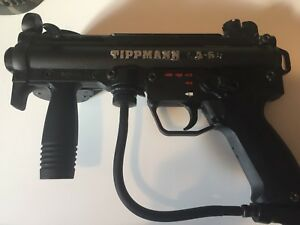 Tippmann a5 E-Grip Paintball Marker