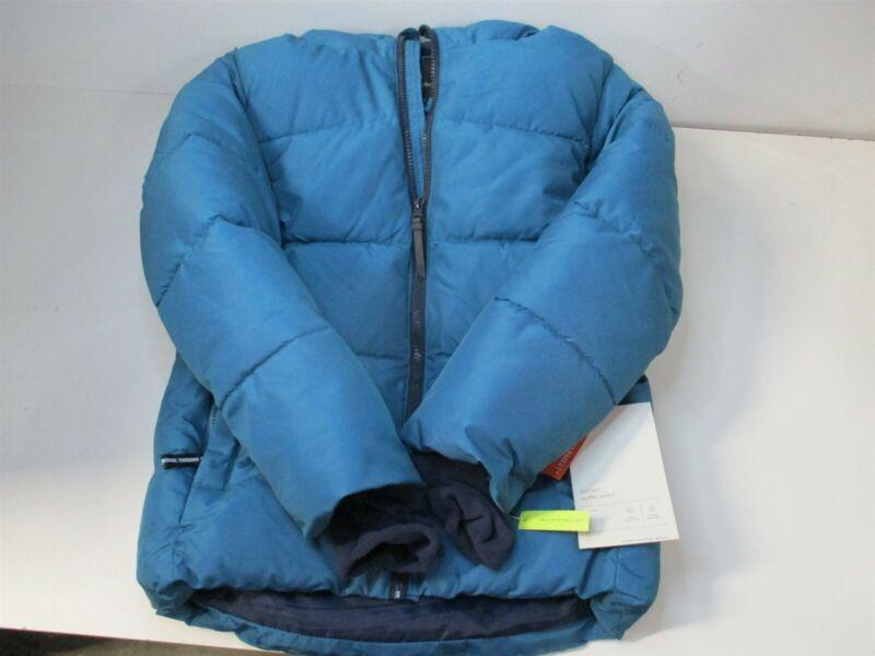 All in Motion Boys Size Medium (8/10) Blue Winter Puffer Jacket