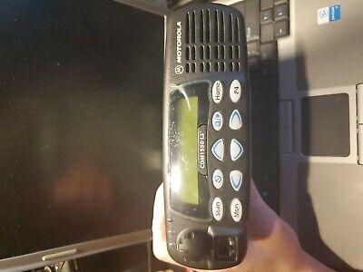Motorola Cdm1550ls Uhf Mobile 40w 450-512 Motorola Cdm1550ls Uhf Mobile Radio