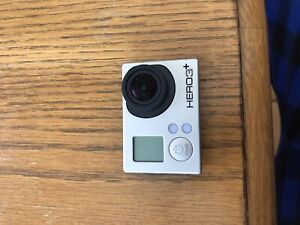 GoPro Hero3+ Silver Edition W Accessories in flawless condition