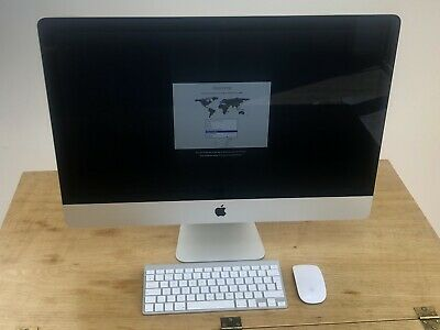 Apple iMac 27-Inch Intel Core i5 Processor 3.2GHz 8GB Late 2013
