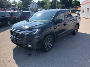 2018 Honda Ridgeline Sport | SUNROOF |4WD|HTD SEATS|ACCESSORIES|