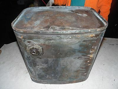 Oliver 70 Tractor Gas Tank
