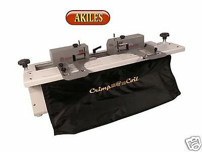 Akiles Crimpcoil Electric Coil Crimpers Machine Crimpacoil New