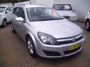 2005 HOLDEN ASTRA CDX WAGON Woodbine Campbelltown Area Preview