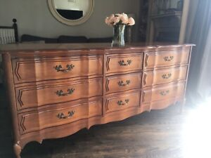 Delivery - antique French country dresser