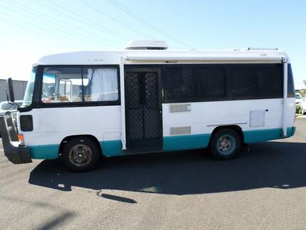 1985 Toyota Coaster Campervan Caravan