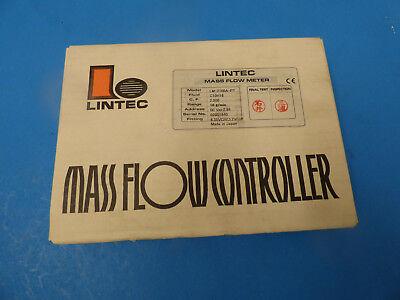 New Lintec Lm-2100 Mass Flow Meter Lm-2100a-pt 10gmin