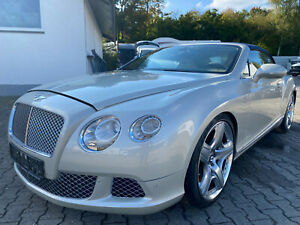 Bentley Continental GTC * FACELIFT *LED * W12 * 575 PS *