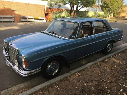 Mercedes Benz 280SE V8 3.5, Amazing Condition Caringbah Sutherland Area Preview
