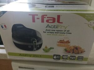 T-fal ActiFry 2 in 1 Black