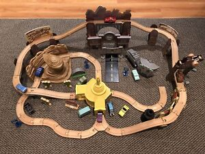 Cars Wooden Set and Table