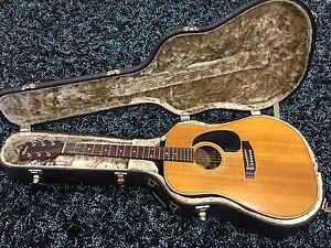 Maton vintage acoustic guitar FG 100 Merewether Newcastle Area Preview