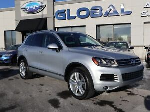 2013 Volkswagen Touareg V6 TDI  EXECLINE 43 K. SUPER CLEAN IN &O